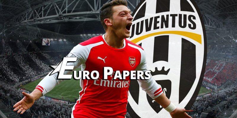Arsenal chi tiền để Juventus đón Ozil