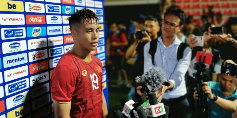 """CLB TP.HCM chiêu mộ """"bản sao Quang Hải"""""""