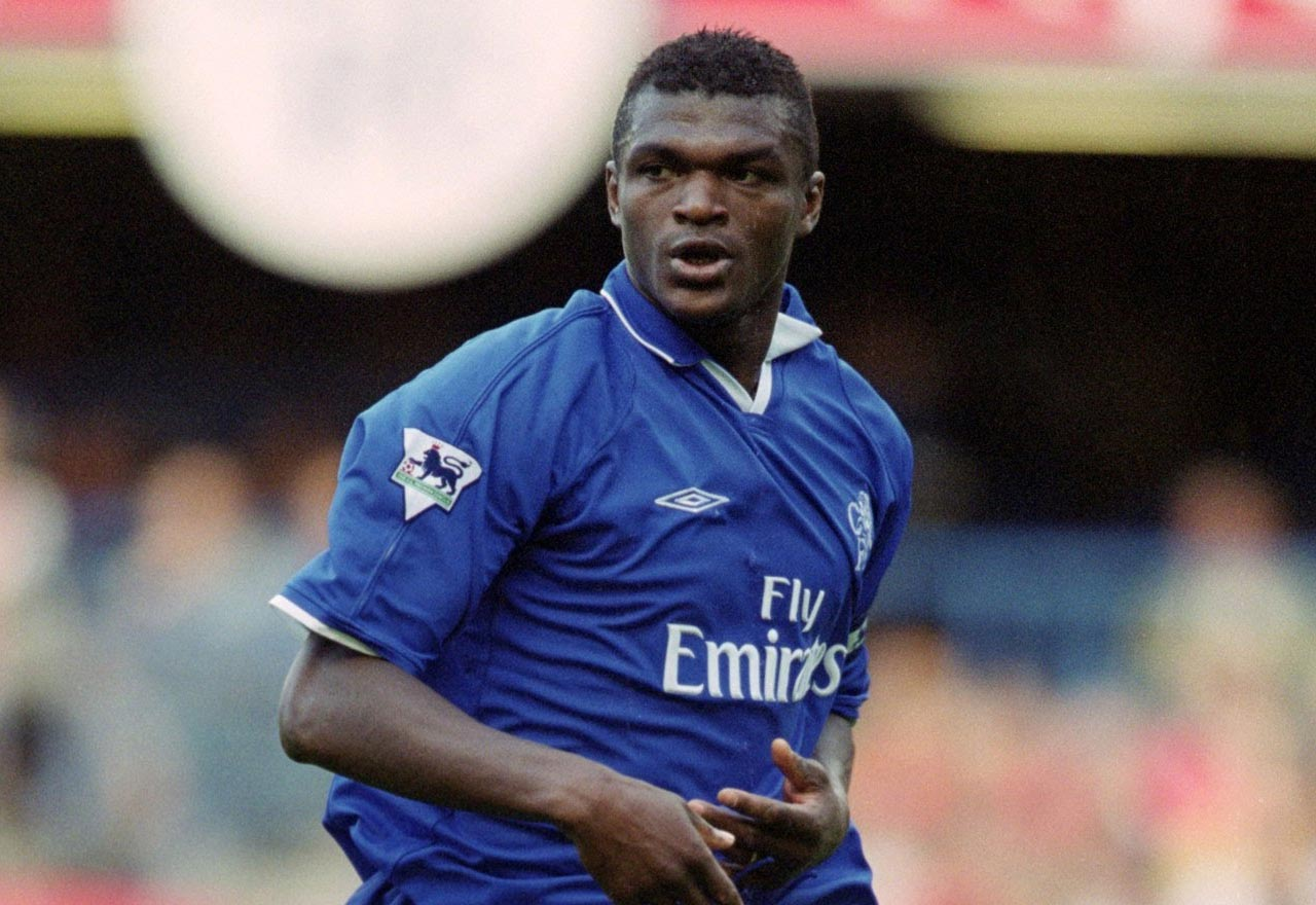 Trung vệ MARCEL DESAILLY