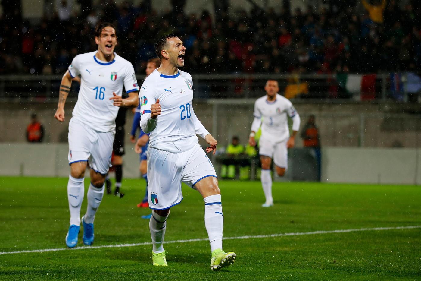 Đội tuyển Italia – Khúc hùng ca đầy hy vọng phía trước