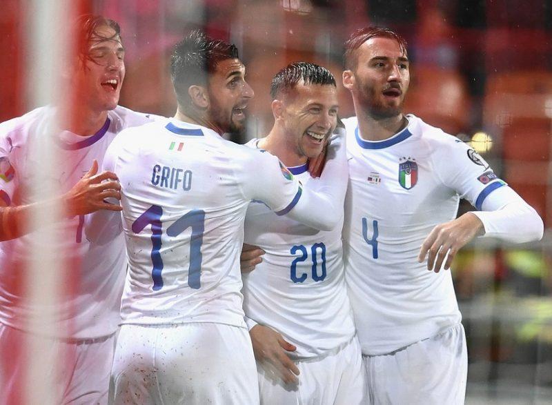 đội tuyển Italia  2