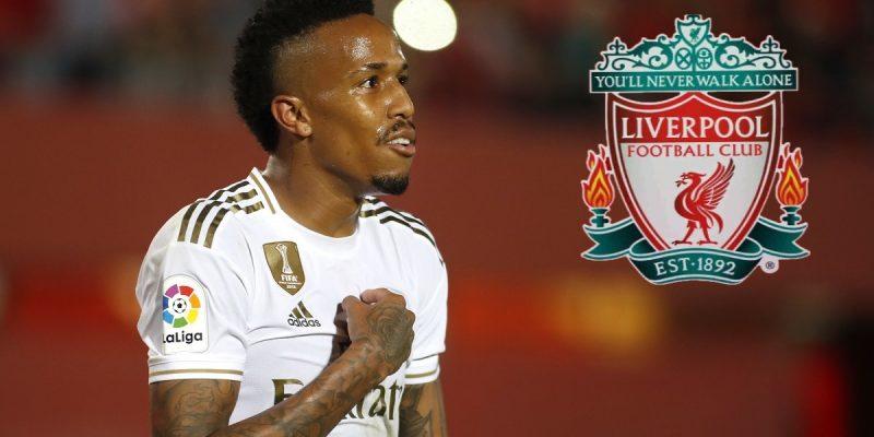 Liverpool nhắm đến Eder Militao của Real