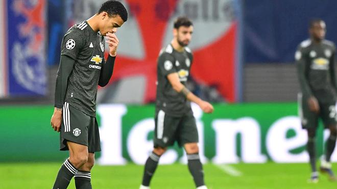 Man United bị loại khỏi Champions League đầy cay đắng