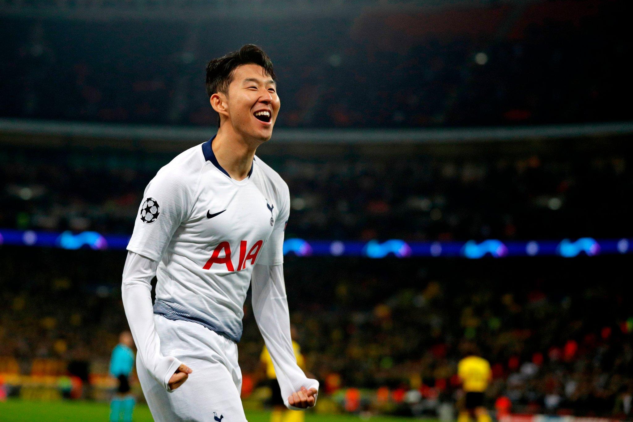 Son Heung Min - Premier League