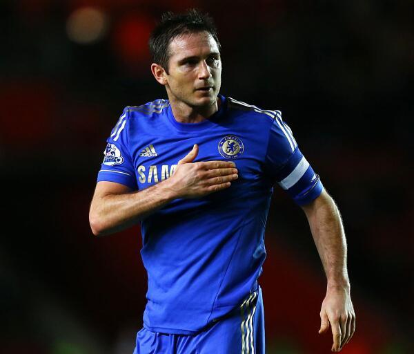 Frank Lampard (Chelsea) - Premier League