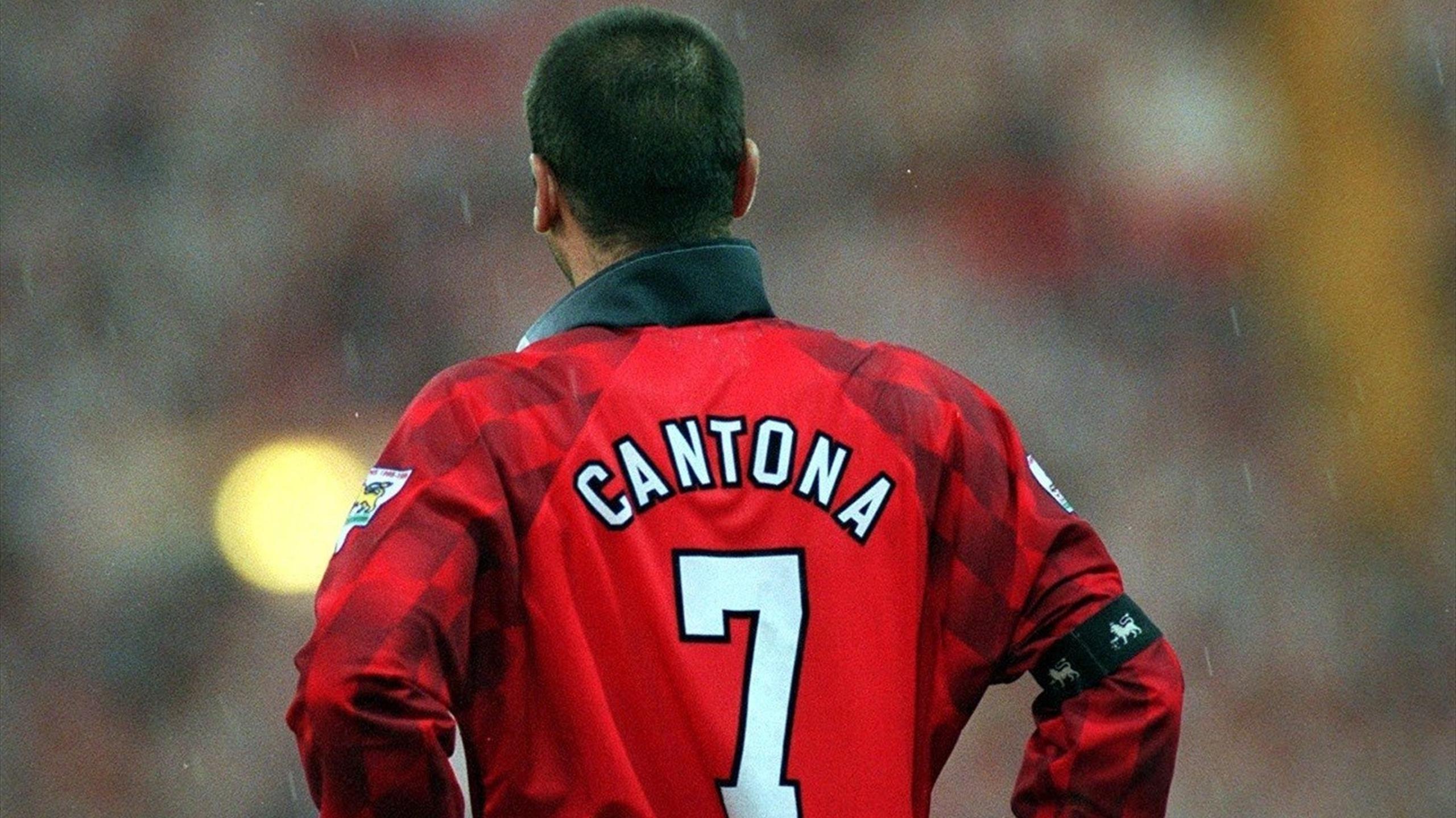 Eric Cantona đội trưởng vĩ đại