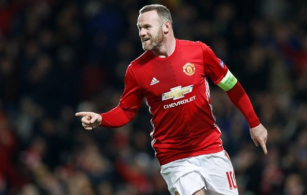 Wayne Rooney (Man United ) - Premier League