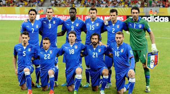 """Top 5 tiền đạo """"Vua phá lưới"""" của đội tuyển Italia"""