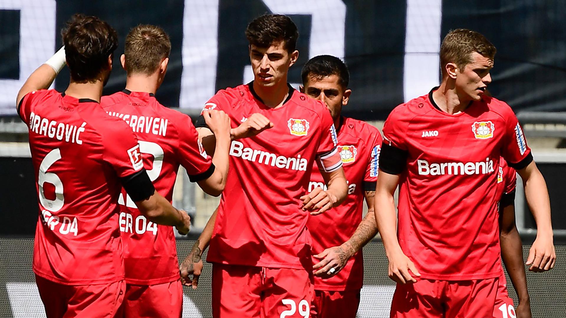 Vô địch Bundesliga có gọi tên Leverkusen ?