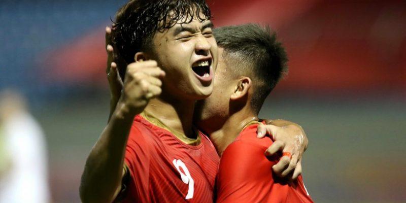 3 cầu thủ U21 Việt Nam được HLV Nhật Bản ấn tượng