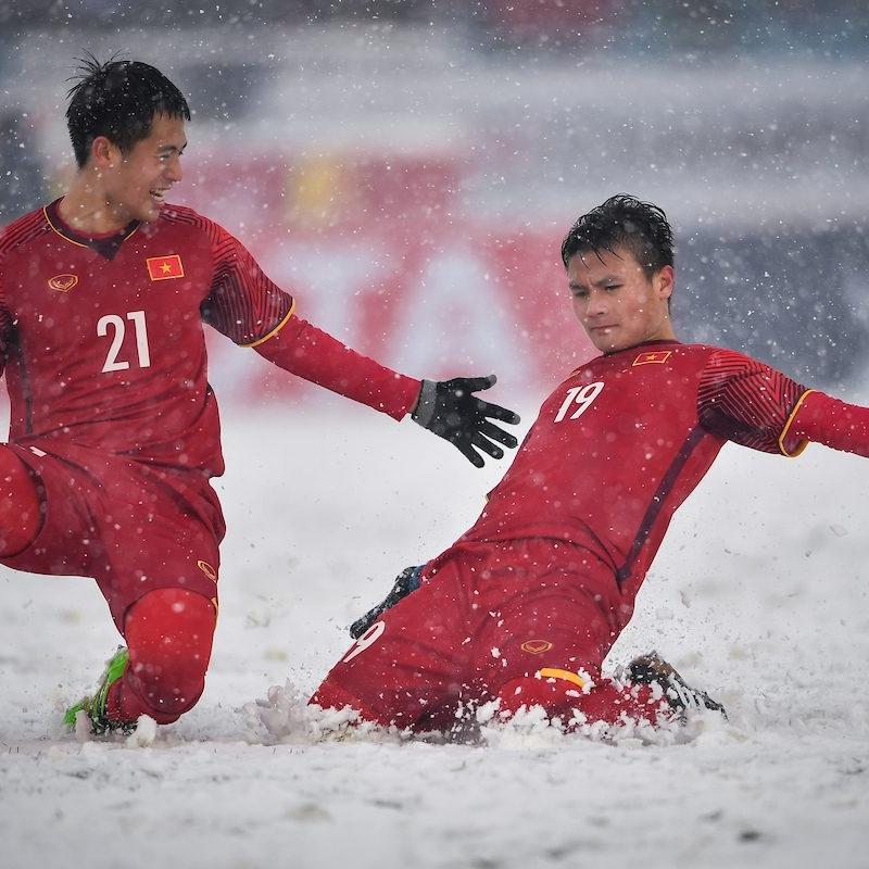 Các đội bóng Việt nâng cao chất lượng tiền vệ ngày 1 rõ rệt