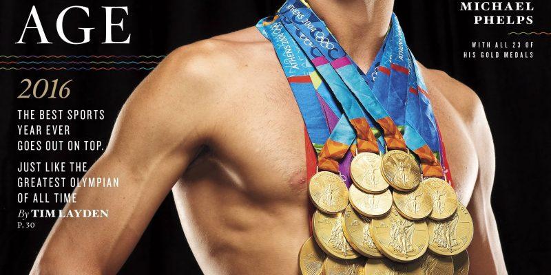 Câu chuyện về huyền thoại Olympic – Michael Phelps