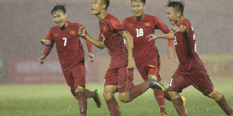 Chiến thắng vẻ vang trước Đại học Hanyang của U21 Việt Nam