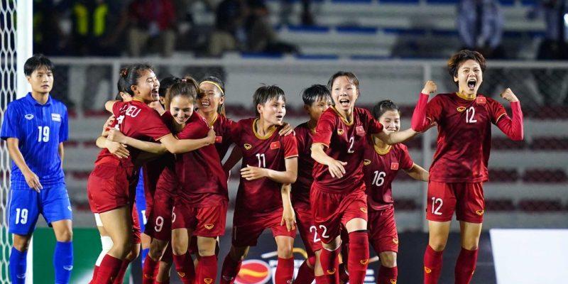 Chốt danh sách 39 thành viên của Đội tuyển bóng đá nữ Việt Nam