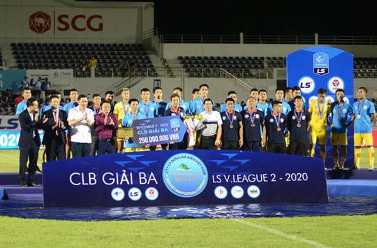 CLB Quảng Nam sẵn sàng cho tham vọng lên chơi V-League 2022