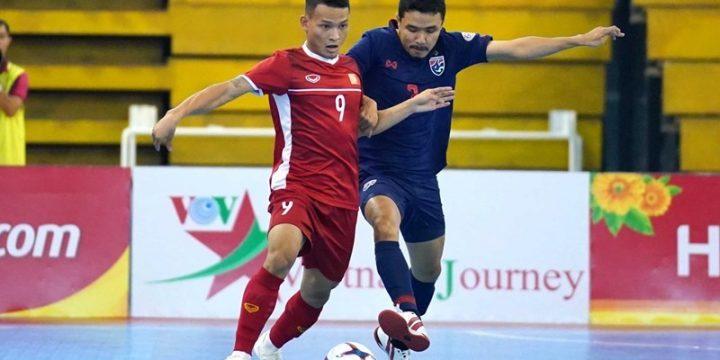 Futsal Việt Nam và câu chuyện về một kỳ tích