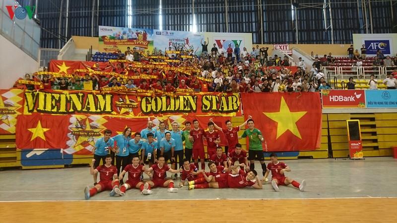 Cơ hội lần thứ 2 tham dự World Cup của Futsal Việt Nam