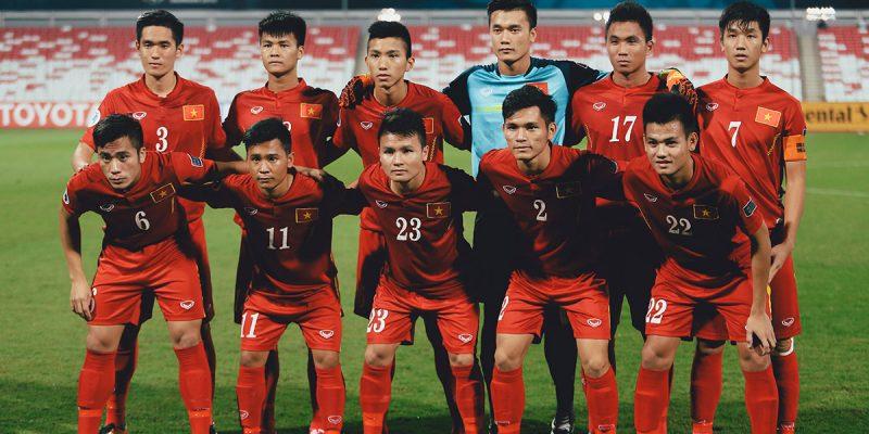 Con đường vào tứ kết giải U19 Châu Á của tuyển U19 Việt Nam