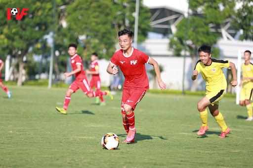 Đánh bại U17 Hà Nội với tỉ số 3-0, U17 Viettel giành quyền vào chơi chung kết U17 Cúp Quốc Gia.