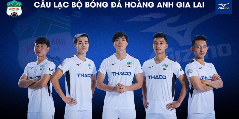 Hoàng Anh Gia Lai chốt sổ ngoại binh cho V.League 2021