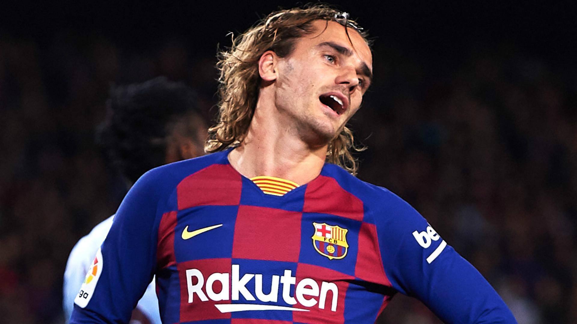 cầu thủ tài năng Antoine Griezmann (Barcelona) – 2,9 triệu euro/ tháng