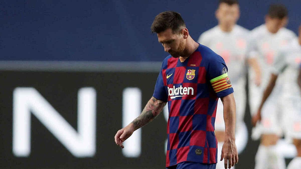 cầu thủ giàu Lionel Messi (Barcelona) – 8,3 triệu euro/ tháng