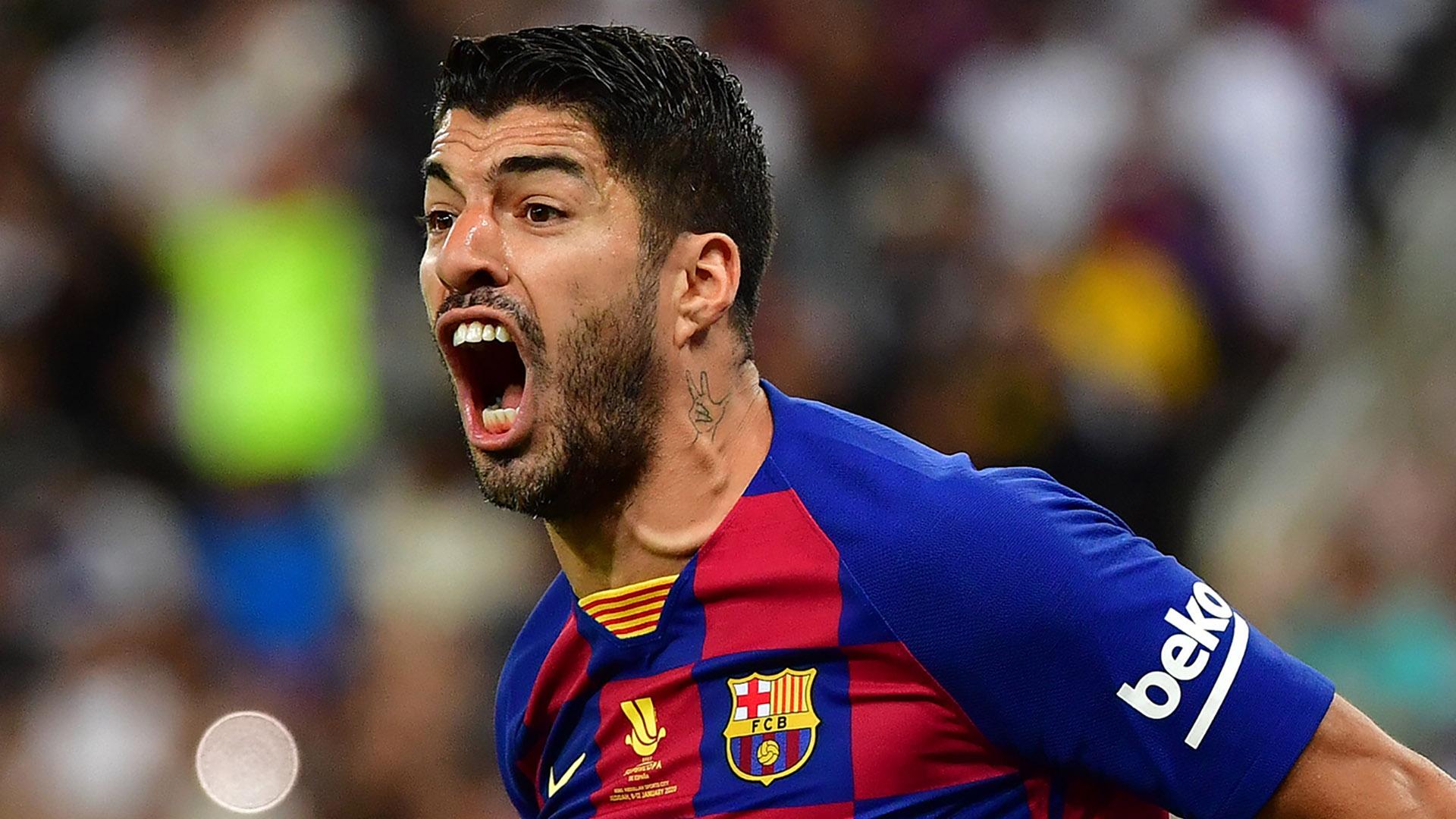 cầu thủ tài năng Luis Suarez (Barcelona) – 2,9 triệu euro/ tháng