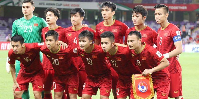 Đội tuyển quốc gia Việt Nam bị cầm hòa trong trận đấu chiều 23/12