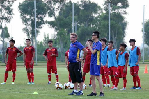Đội tuyển U19 Việt Nam kết thúc đợt tập trung lần ba