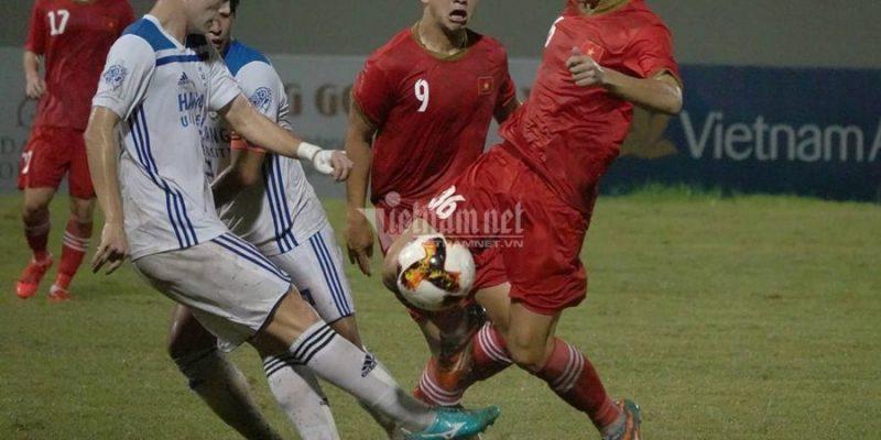 Đội tuyển U21 Việt Nam bảo vệ thành công ngôi vương U21 quốc tế