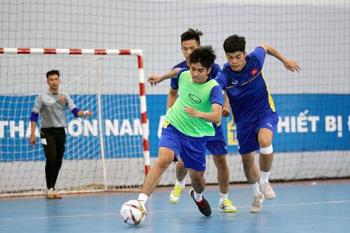 HLV và đội tuyển Futsal Việt Nam với mục tiêu tiến vào World Cup 2020