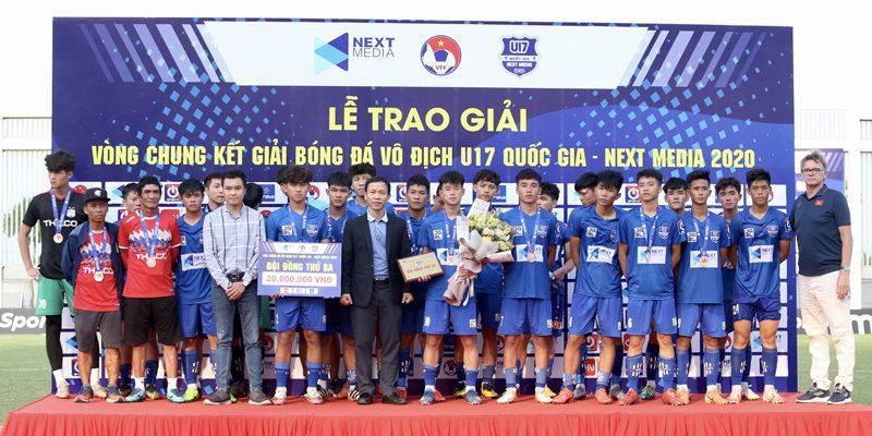 Ghi danh vào chung kết U17 Quốc gia – U17 NutiFood