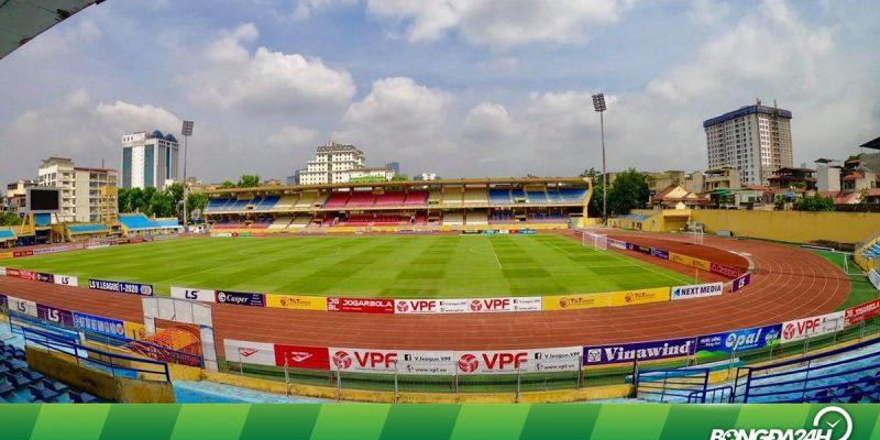 Hà Nội – Mở cửa sân vận động trong mùa dịch cho người hâm mộ