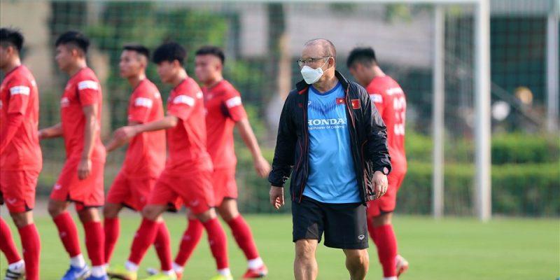 HLV Park Hang Seo từ chối đá tập với đội tuyển U19 Việt Nam