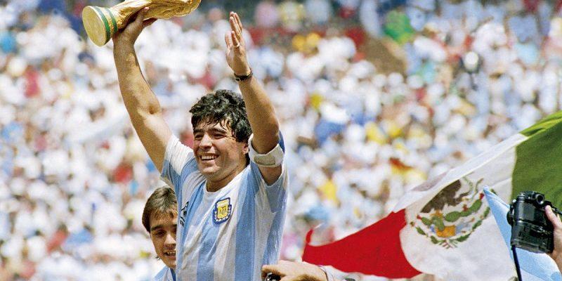 Câu chuyện về Diego Maradona – Huyền thoại bóng đá thế giới