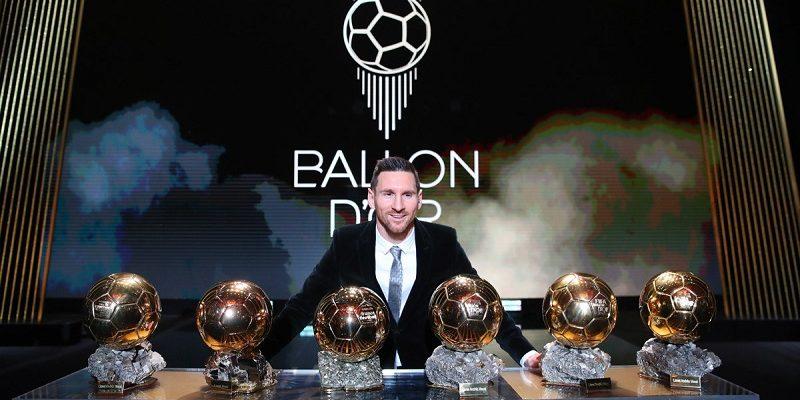 Lionel Messi  – Cậu bé vàng của làng bóng đá thế giới