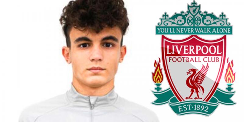 Liverpool đánh bại MU để thành công chiêu mộ Stefan Bajcetic