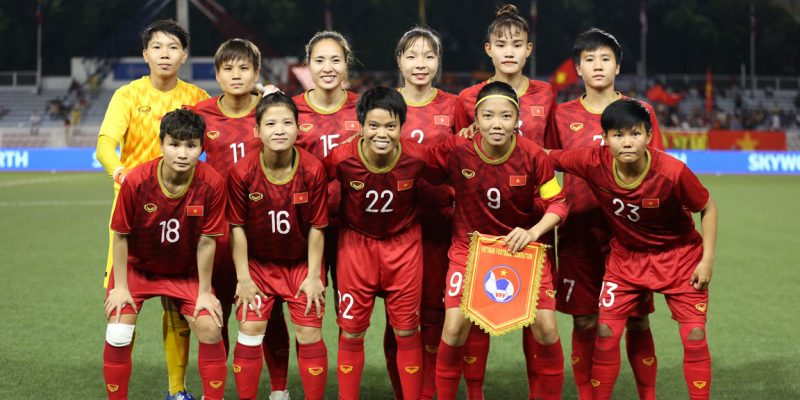 """Lứa cầu thủ trẻ bóng đá nữ Việt Nam đã đạt độ """"chín""""?"""