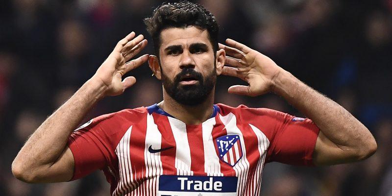 Người hâm mộ bất ngời với CLB mới của Diego Costa