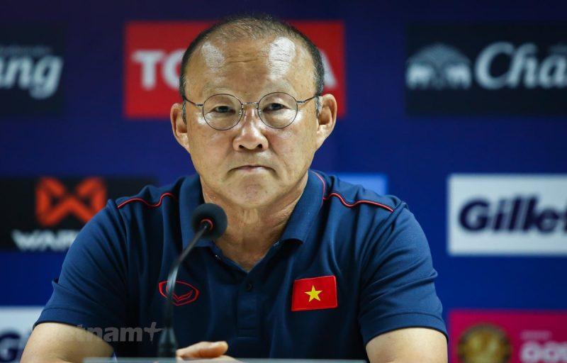 Nỗi lòng trăn trở về cầu thủ của huấn luyện viên Park Hang-seo