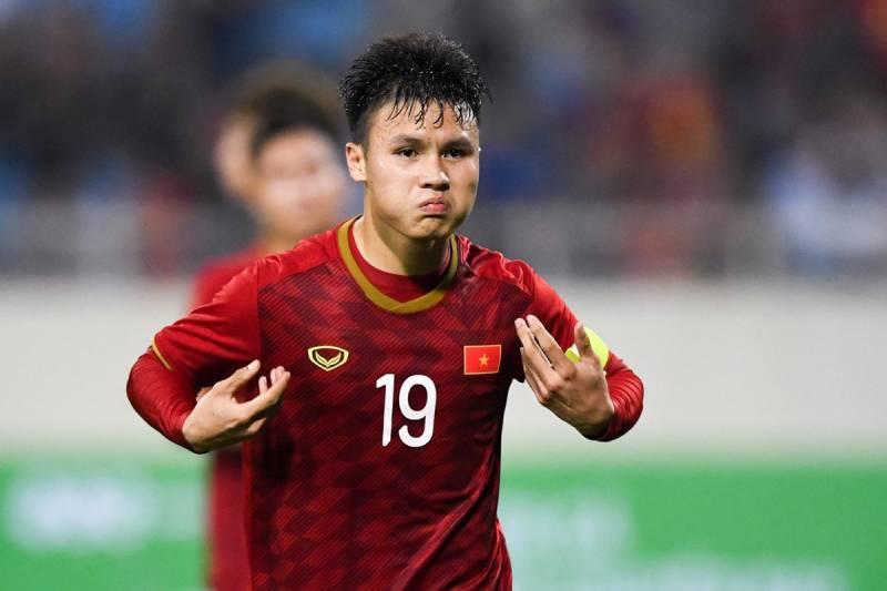 Quang Hải – Ngôi sao sáng của hàng tiền vệ tấn công trong đội tuyển