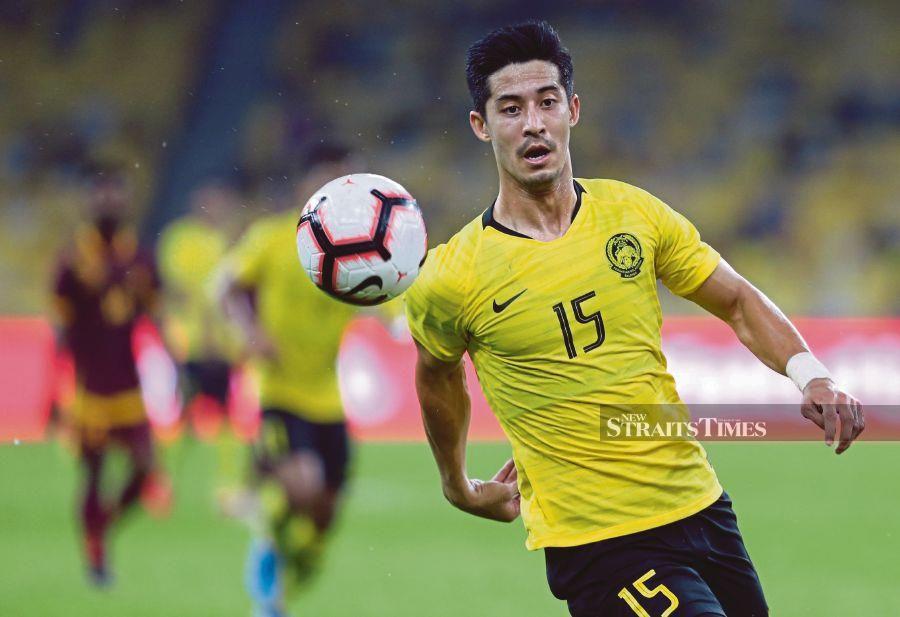 Tiền vệ người Malaysia – Brendan Gan phủ nhận thi đấu cho Viettel