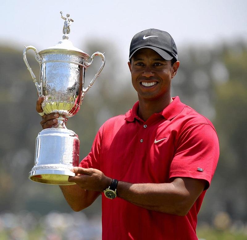 Tiger Woods – Huyền thoại sống của làng golf thế giới