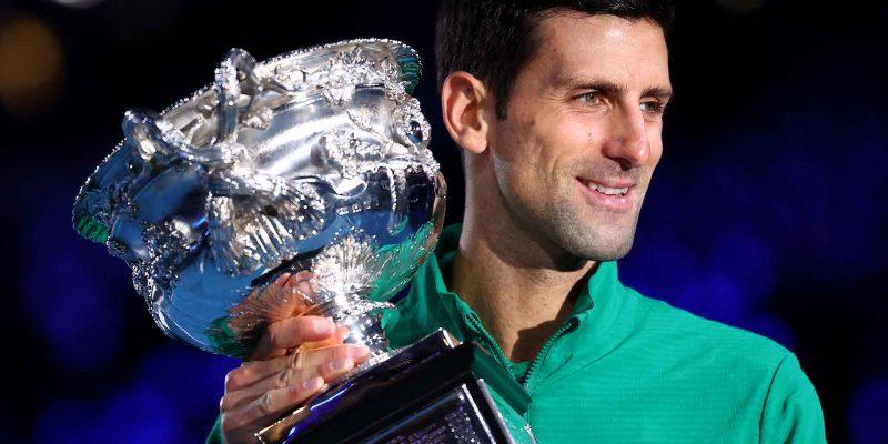 Top 5 tay vợt thắng nhiều nhất năm 2020: Tôn vinh sự chăm chỉ