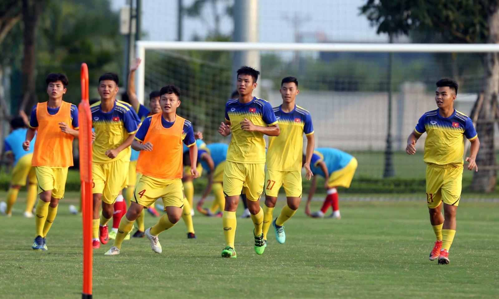 Top 6 cầu thủ trẻ tiềm năng nhất của U19 Việt Nam