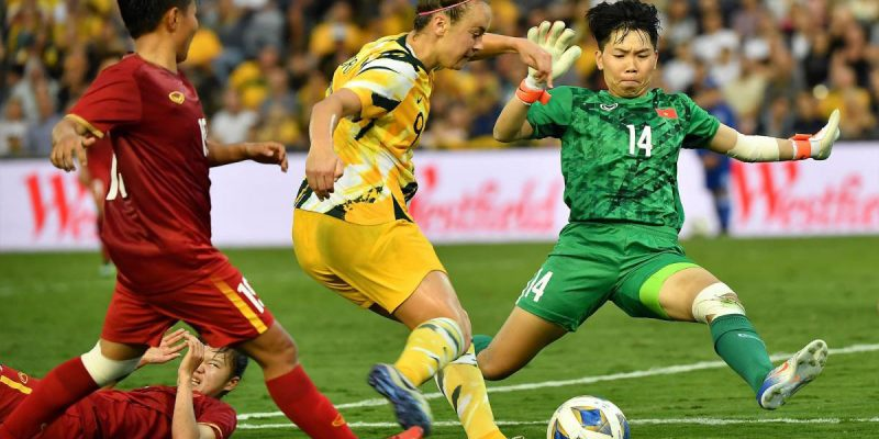 Tuyển nữ Việt Nam đứng top 5 khu vực châu Á trên BXH FIFA