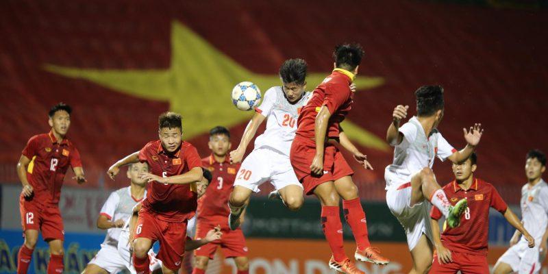 U19 Việt Nam đại bại trước U21 Việt Nam ở giải U21 Quốc tế 2017