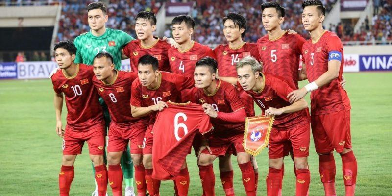 Việt Nam lọt vào top đội bóng xuất sắc nhất vòng loại World Cup 2022