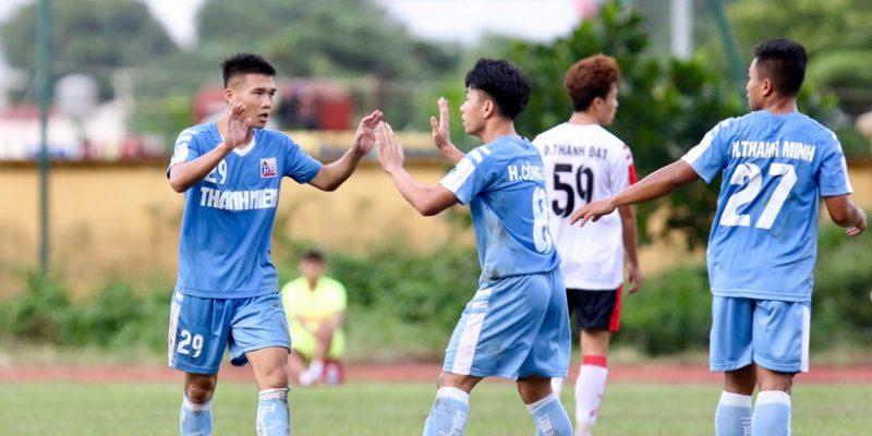 Vòng loại bảng B, U21 SLNA giành vé tham dự bán kết U21 Quốc Gia 2020.